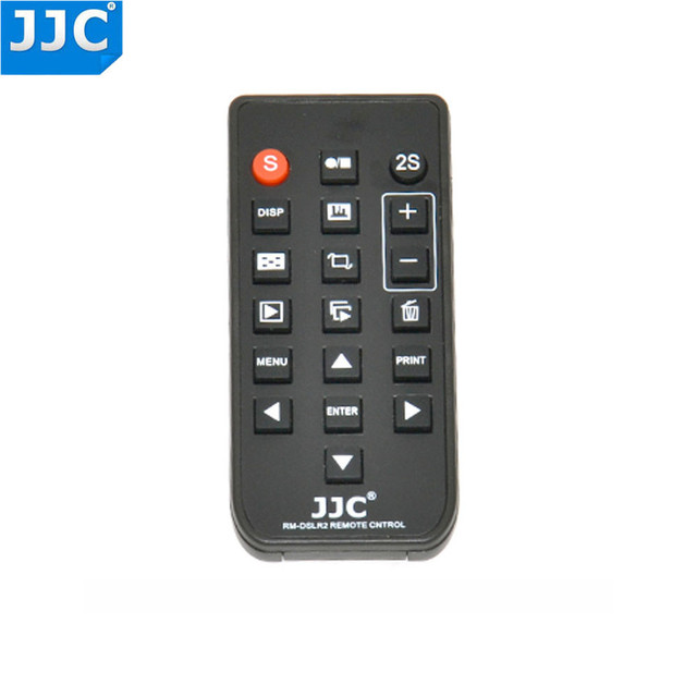 JJC RMT DSLR Wireless Remote Control for SONY a7S III A7III A7RIII A57 A77II A7S A7 A7II A7R IV A7RII A7SII A6000 A99 A6300 A900