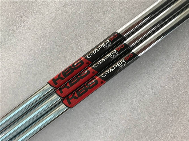 10PCS KBS C Tapre 90 Steel Shaft 0 370 Tip Size Golf Steel Shaft Standard Flex