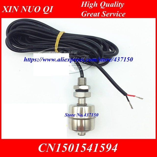 stainless steel float switch, water level switch,level sensor