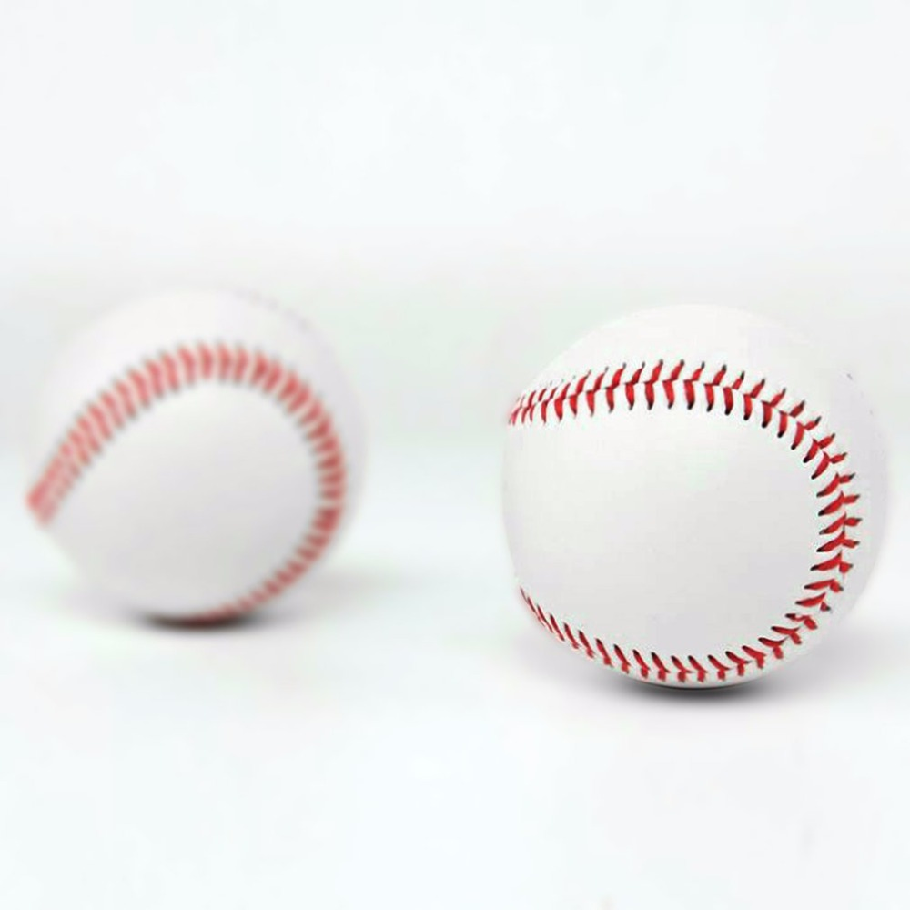 Universal 9 Handmade Baseballs PVC&PU Upper Hard&Soft Baseball Balls Softball Ball Training Exercise Baseball Balls Dropshipping