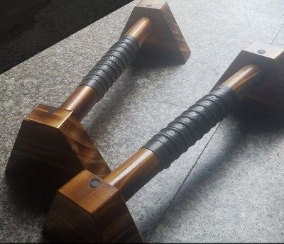 40cm Wooden <font><b>Push</b></font>-<font><b>Up</b></font> Stands <font><b>Sport</b></font> Gym Exercise Equipments Fitness <font><b>Push</b></font> <font><b>Up</b></font> Stands Home Chest Muscle trainer Hand Gripper D92601 image