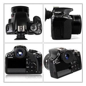 Image 4 - Mcoplus 1.08x 1.60x Zoom Viewfinder Eyepiece Eyecup Magnifier for Nikon D7100 D7000 D5200 D800 D750 D600 D3100 D5000 D300 D90