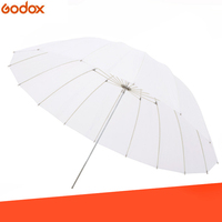Godox 150cm 60 Inch pure white Photography studio umbrella Is helpful in professional studio shooting