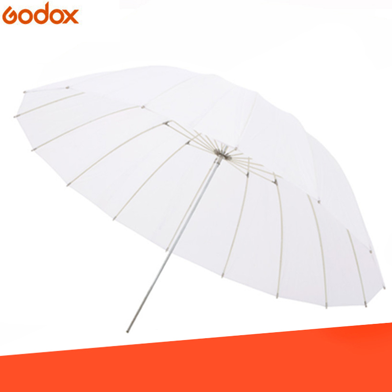 Godox 150cm 60 Inch pure white Photography studio umbrella Is helpful in professional studio shooting цена