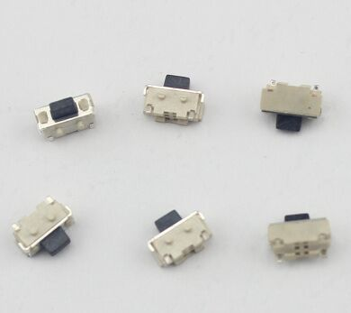 50Pcs 2x4x3.5mm Tact Tactile Push Button Switch SMD Surface Mount Momentary