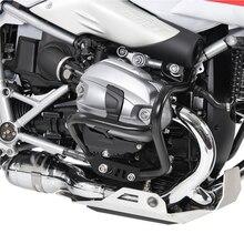 Para bmw r nove t r9t r1200 r ninet scrambler 2014 2018 2017 2019 motocicleta reequipamento tanque proteção guarda barras de acidente quadro pára choques
