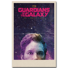 STAR LORD – Guardian of The Galaxy Art Silk Fabric Poster Print 13×20 24x36inch Superheroes Movie Picture for Room Wall Decor 14
