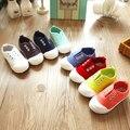 2016 13 ~ 20 см Детей Shoes for Kids Casual Shoes мальчиков shoes girls canvas shoes конфеты
