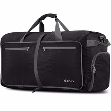 Gonex 150L дорожная сумка для путешествий, сумка для мужчин и женщин, багаж, чемодан для кемпинга, тренажерного зала, бизнес-поездки, большая емкость