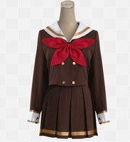 Geluid euphonium cosplay hibike euphonium uniform anime kostuums voor vrouwen anime matrozenpakje voor vrouwen cosplay kleding