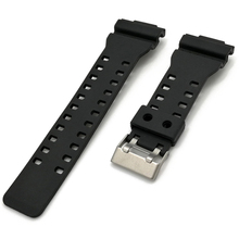 Black Silicone Replacement Band Strap Watch Accessories Watchband for Casio G Shock GA-1000/1100 GW-4000/A1100 G-1400 цены