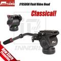 Classical JIEYANG JY0506H Fluid Video Head for Tripod Monopod Slider Panoramic Shooting Video Film DSLR Camera Hydraulic