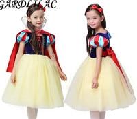 Gardlilac Girls Princess Costume Halloween Party Fancy Dress Up