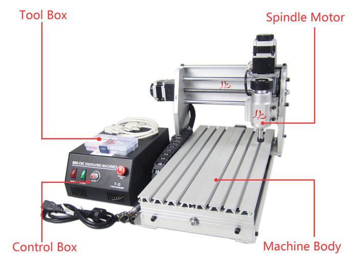 CNC Router lathe mini cnc engraving machine 3020 cnc milling and drilling machine for wood pcb plastic carving mini cnc router machine 2030 cnc milling machine with 4axis for pcb wood parallel port