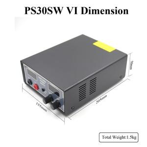 Image 3 - Anysecu высокая эффективность DC 110В/220В конвертер PS30SW VI 13,8 V 30A для мобильного радио TH 9800 KT 8900