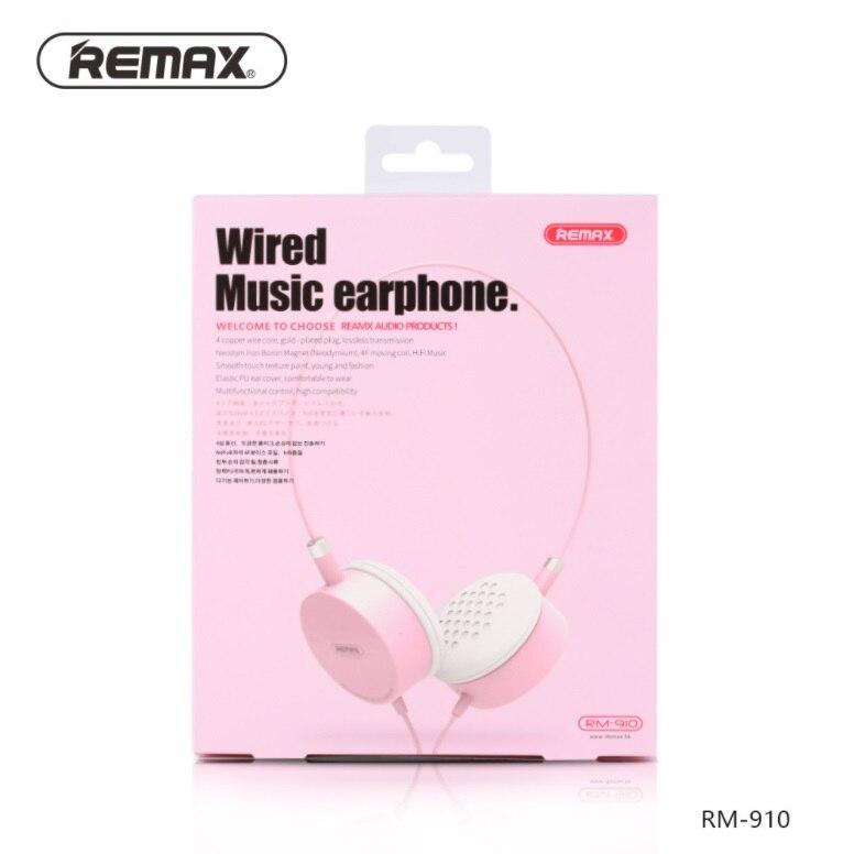 REMAX slušalice sa žicama s kontroliranom žicom Kompatibilni - Prijenosni audio i video - Foto 4
