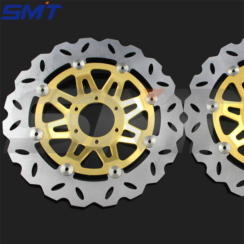 high quality motorcycle Accessories front brake disc rotor  For Honda CB400 1992 1993 1994 1995 1996 1997 1998 бамперы и шасси для мотоциклов other honda 400 1992 1998 400 1992 1993 1994 1995 1996 1997 1998