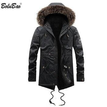 ICEbear 2019 nowych mężczyzna kurtka zimowa moda mężczyzna