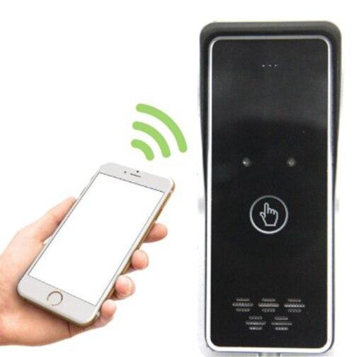 SmartYIBA 3G GSM appartement interphone système de contrôle d'accès système de contrôle d'accès à une clé cadran télécommande par appel gratuit RFID étanche