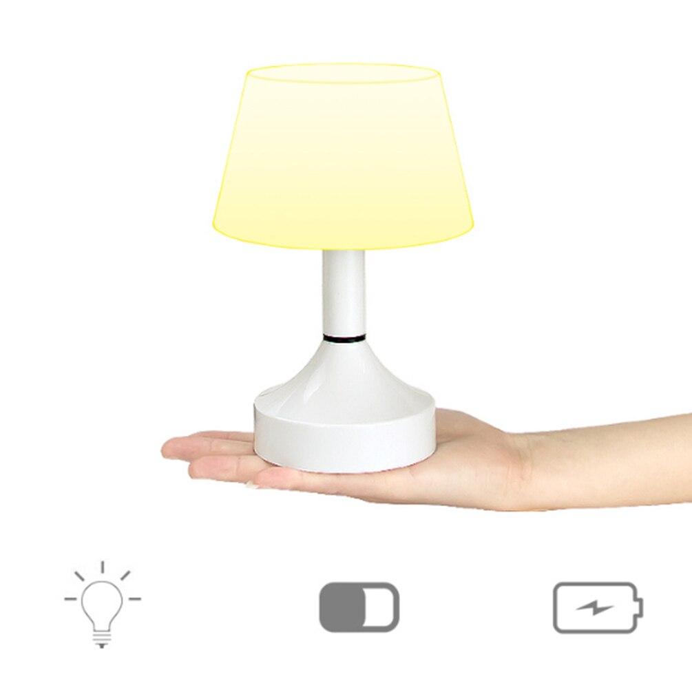Светодиодный GLE 0.7 Вт светодиодный USB зарядка Настольная лампа Энергосберегающие ABS ночник простой Ночники для Освещение в помещении теплый ...