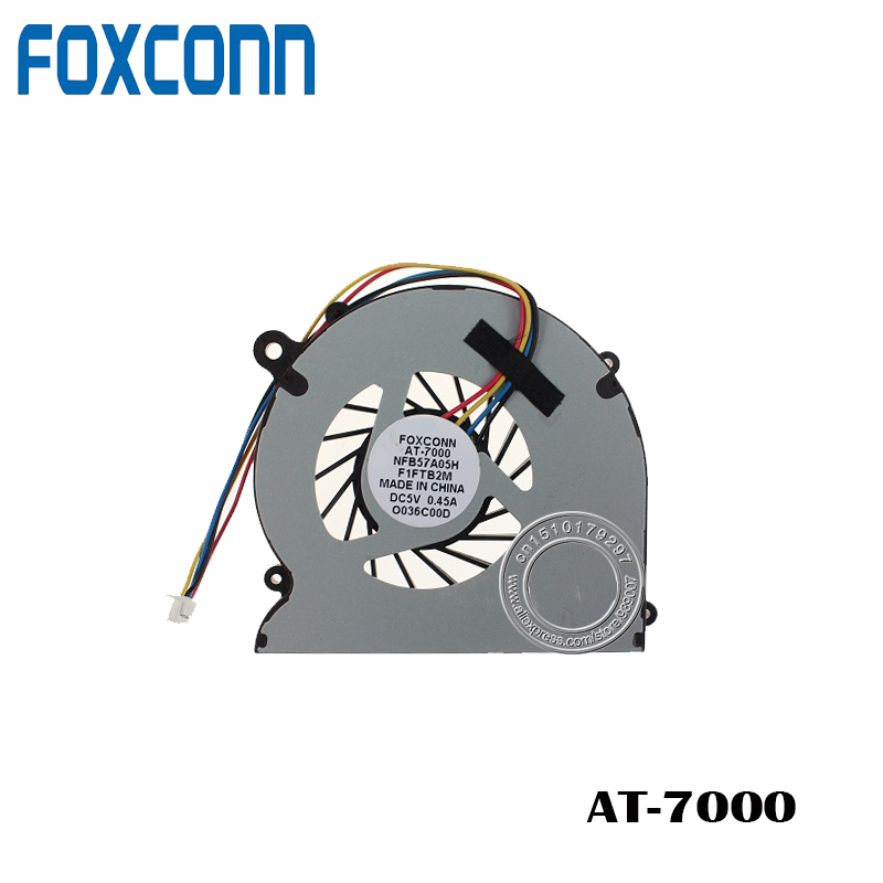 COOLING REVOLUTION Cooling FOXCONN AT-7000 NFB57A05H F1FTB2M FAN FOR NetBox-AT7000 FAN 4PINCOOLING REVOLUTION Cooling FOXCONN AT-7000 NFB57A05H F1FTB2M FAN FOR NetBox-AT7000 FAN 4PIN