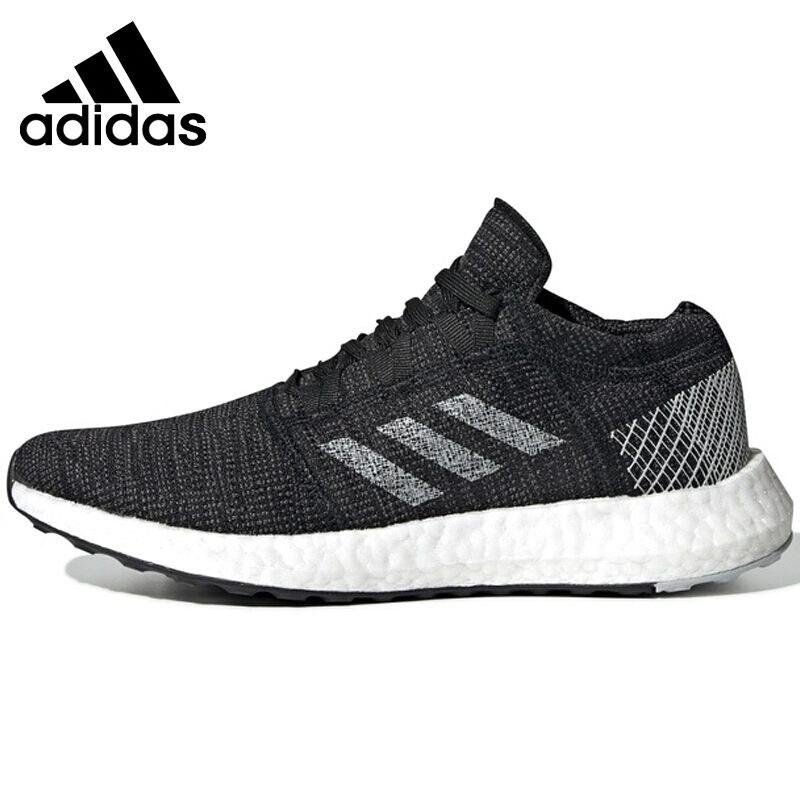 Adidas 2019 Logo Adidas Pure Boost Zg Prime Scarpe Nero
