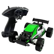 2.4GHZ 25KMH RC Racing Car High Speed Classic Toys Hobby 2WD Two-Wheel Drive 1:20 Scale Radio Remote Control Off-Road Vehicle