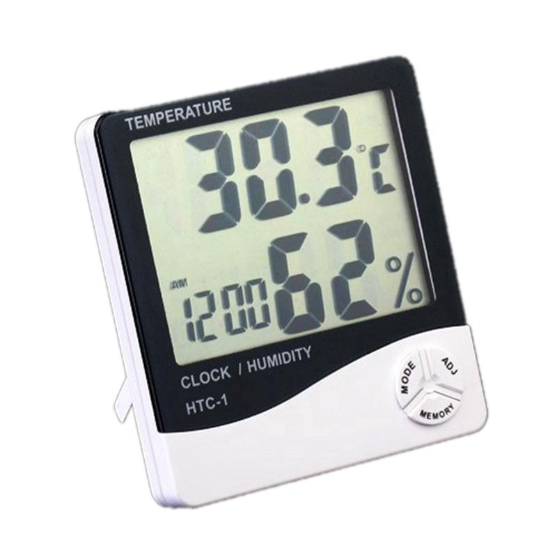 Digital Temperature Meter : Smart thermometer hygrometer indoor digital temperature