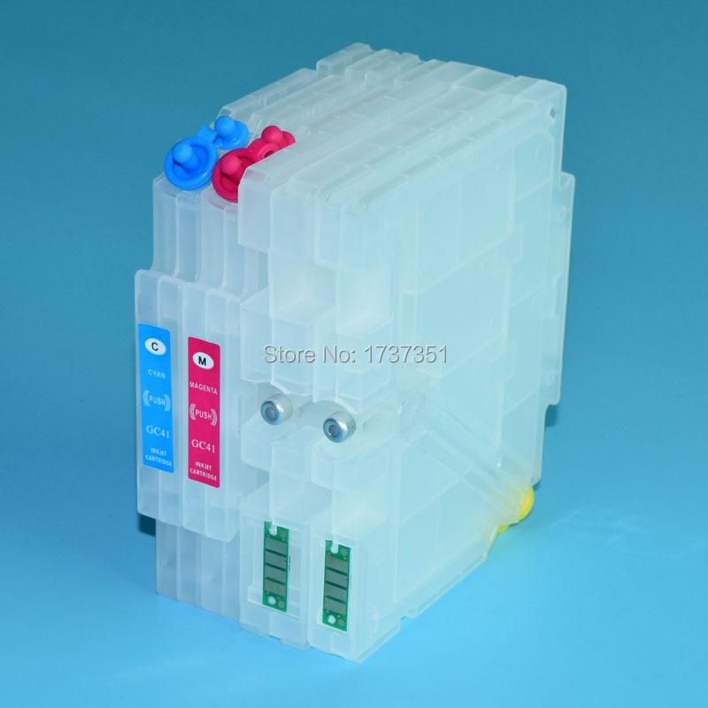 boma.ltd GC41 Refill Cartridge SAWGRASS SG400 SG800 SG400NA SG400EU SG800NA SG800EU For Ricoh IPSIO SG3100 With ARC Chip
