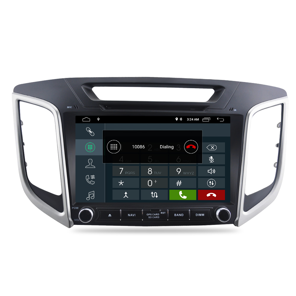 """Image 3 - Android 9.1 Car Stereo For Hyundai ix25 Creta 2014 2018 Car DVD Player 9"""" IPS Screen 2 Din Video GPS Navigation Radio Multimedia-in Car Multimedia Player from Automobiles & Motorcycles"""