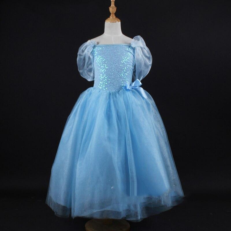 2018 Ballet Dance Dress Ballet Tutu Girls Children Kids Long Dress Sequined Ballerina Dresses Contemporary Dance Costumes DN1057