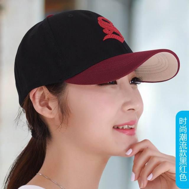 Amantes chapéu boné de beisebol verão sunbonnet chapéu de sol tampão da forma tampão ocasional ao ar livre