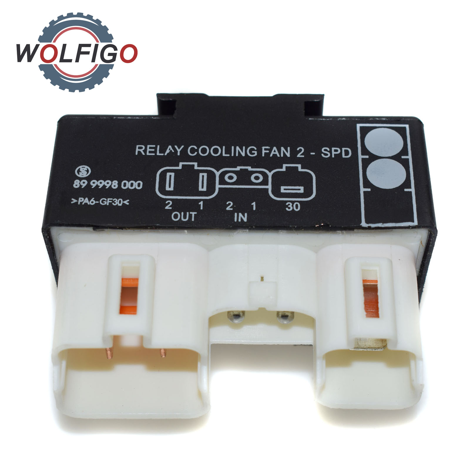 Engine Cooling Fan Control Switch Relay Module For VOLVO C70 S70 V70 V90 9442933
