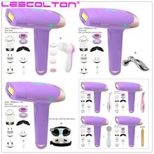 Lescolton Epilator 700000 kali pulsa Lady Foton Laser Wajah Hair Removal Depilatory Shaver Razor Perangkat Face Skin Care Tools