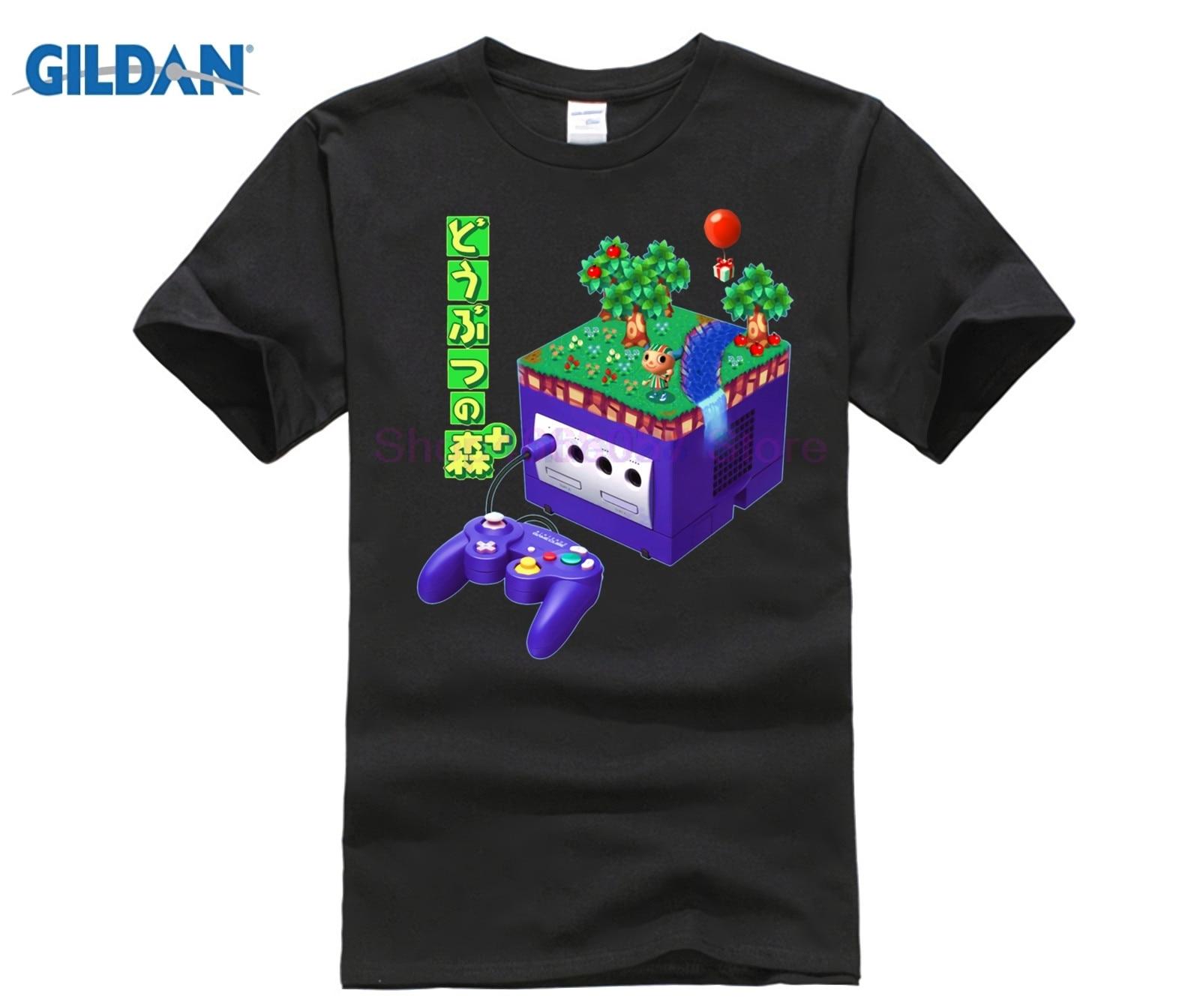 GILDAN animal crossing   T     Shirt