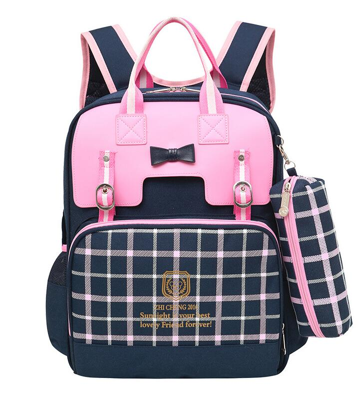 Orthopedic School Bags for Girls Waterproof school