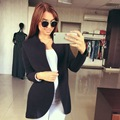 Women Lady Casual Open Front Cape Jacket Slim OL Cardigan Coat Sweater Tops