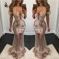 Hot Новая Мода Sexy Women See Through bottom sequin dress Bodycon Бинты Длиной Макси Mesh Club Dress