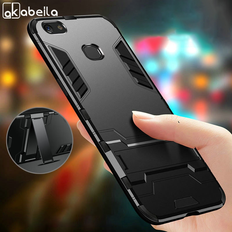 US $2 84 16% OFF|Robot Armor Silicone Case For Vivo Y91 Y95 Case Luxury  Slim Hard Phone Cases Vivo Y93 Y95 Back Cover For BBK Vivo Y91 Y93  Fundas-in