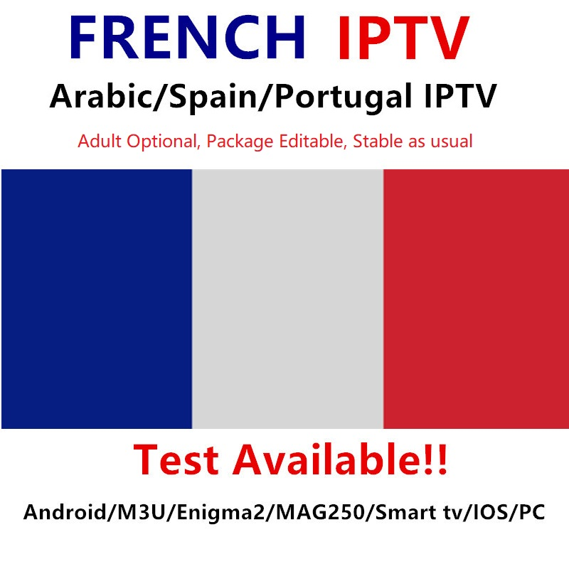 French IPTV Arabic IPTV Portugal IPTV M3U Subscription Support Android M3U Enigma2 MAG IOS Smart Tv PC