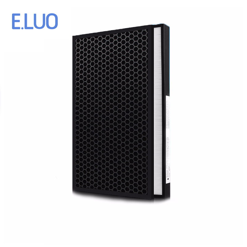Air purifier high efficiency collect dust hepa filter and activated carbon filter of air purifier parts for  PXF35C VDG35C etcAir purifier high efficiency collect dust hepa filter and activated carbon filter of air purifier parts for  PXF35C VDG35C etc