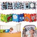 Высокое Качество Красочные Узоры Мобильного Ткань Книга Шпаргалка Кровать вокруг Мягкие Плюшевые Раннего Образования Детская Кроватка Baby Toys-BYC072 PT49