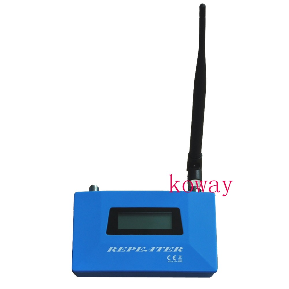 mobile phone LCD display GSM signal repeater GSM 900mhz signal booster cell phone GSM signal amplifier with indoor antenna
