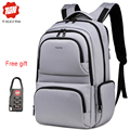 "Tigernu Brand Waterproof 17"" Backpack fit 15.6""Notebook Unisex School Bag Backpack Female Backpack Men Multifunction Travel bag"