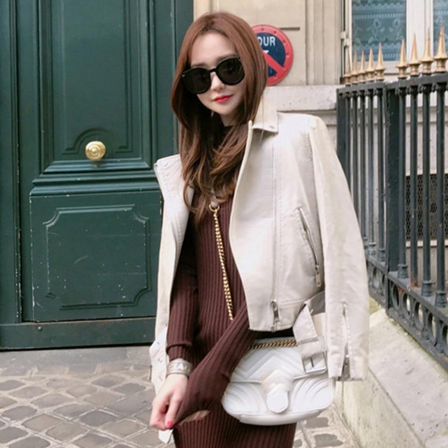 Spring Fashion Knitting Cotton Dress Women Long Sleeve O-neck Sheath Ankle-Length Dress Winter Warm Slim Pullovers Sweater Dress