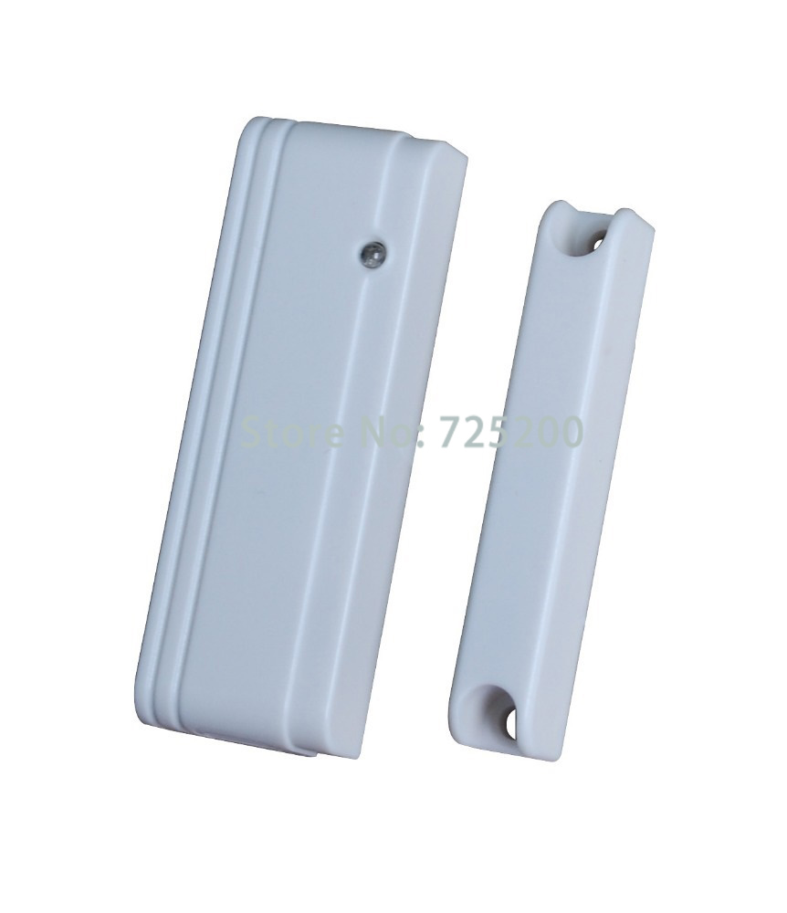 2pc MD-215R 433MHz Wireless Door Switch Mini Door Window Detector Magnetic Contact for Focus Alarme Maison ST-IV,ST-V,ST-VGT 20pcs 868mhz md 210r wireless door window sensor detector for 868mhz wireless gsm alarme casas st iiib st v st iv st vgt