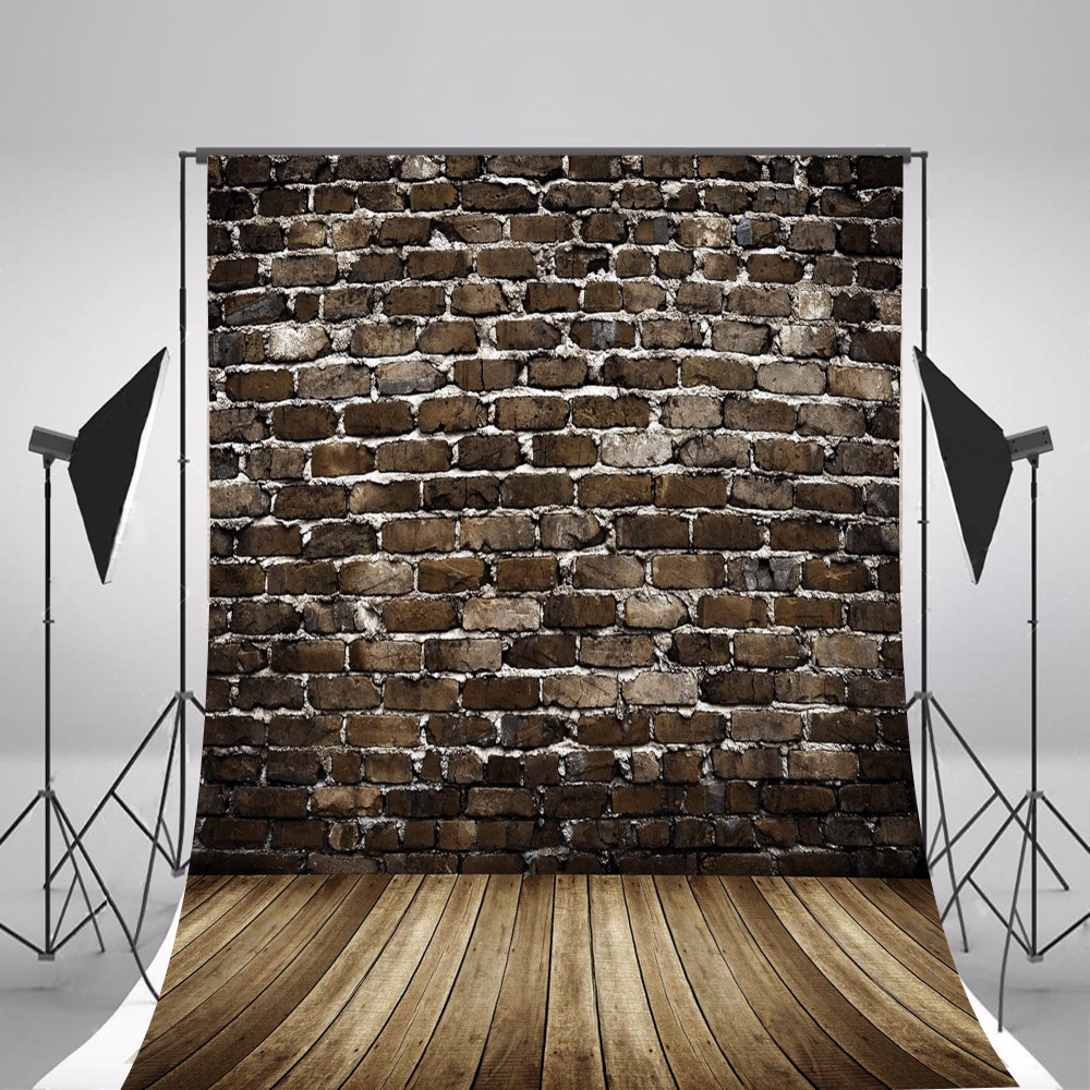 2017 pared de ladrillo fondos de fotografía niños fondos de vinilo - Cámara y foto