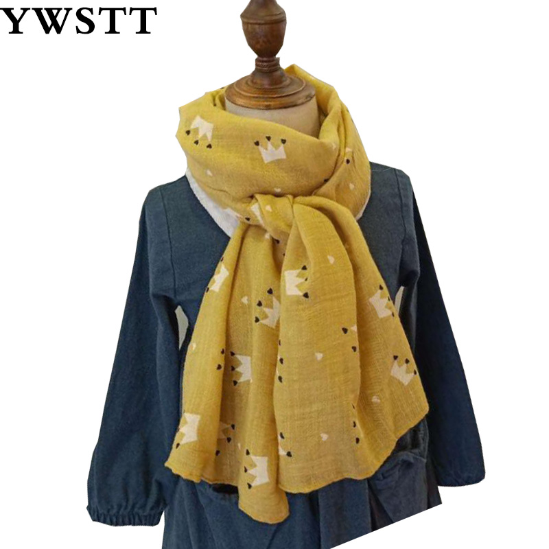 Toddler Baby Boy Girl Kids Scarf Collar Neckerchief Stylish Scarves Shawl 2-10T