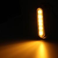 Motorcycle Led Highway Bar Switchback Driving Light/Turn Signal Light For Harley