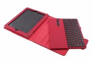 Image 5 - Odłącz bezprzewodowy futerał na klawiaturę Bluetooth dla Apple iPad 2 3 4 iPad2 iPad3 iPad4 9.7 pokrowiec z osłoną ekranu Film rysik